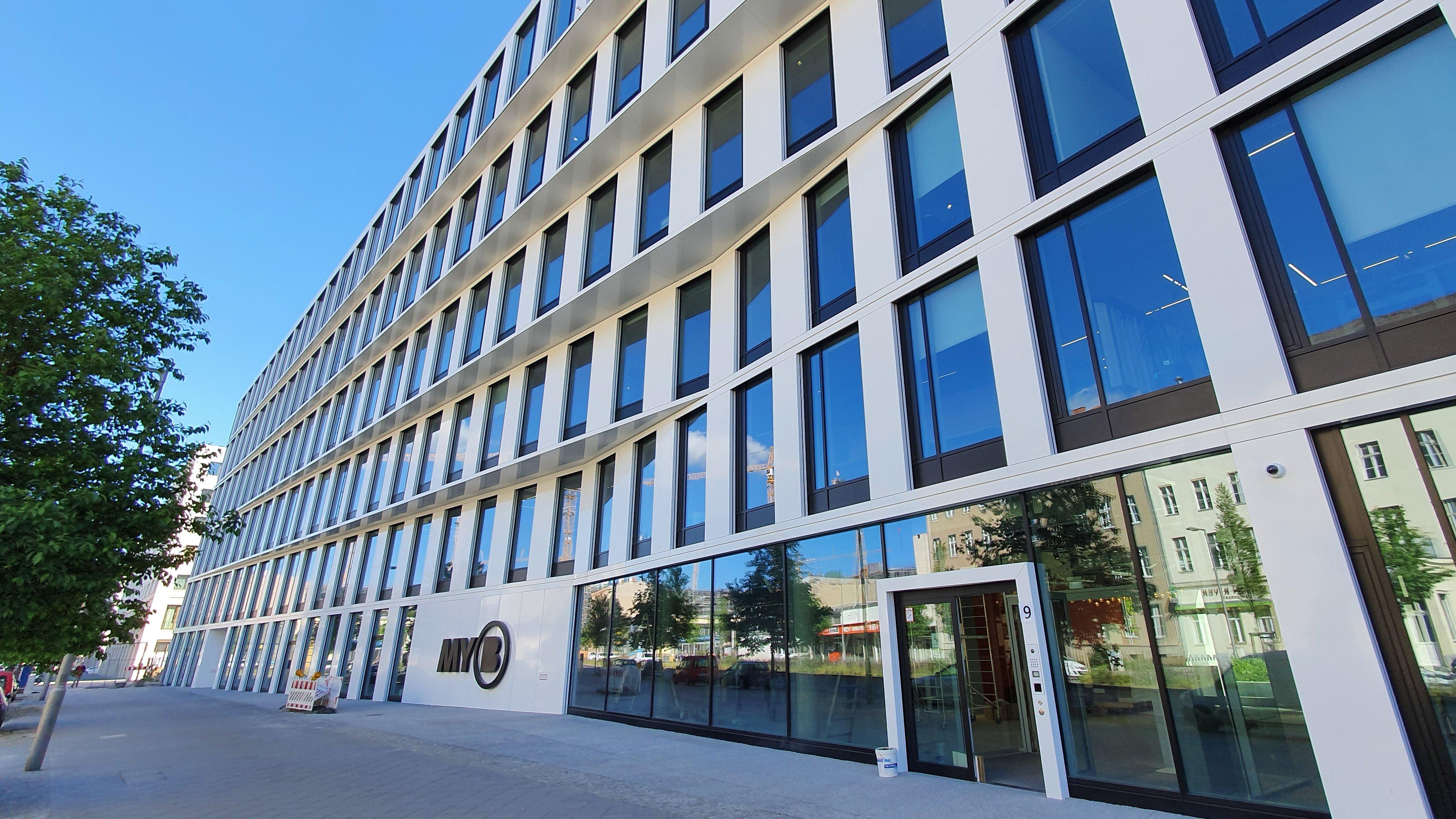 Hypoport Standort in Berlin